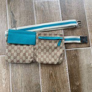 Authentic Gucci Beltba Fanny pack